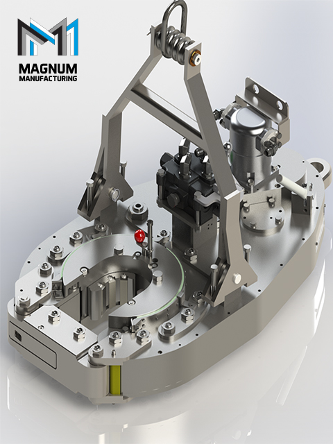 Hydraulic Power Tong Manufacturer, Magnum Casing Tools, Houston, TX