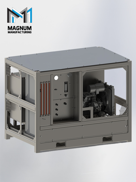 Power Tong Equipment from Magnum Casing Tools