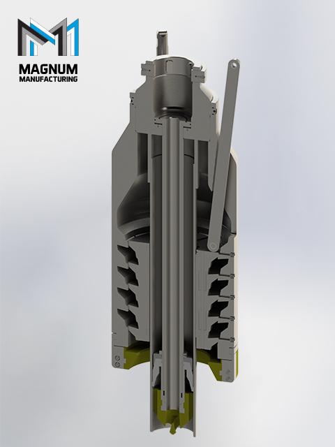 Multi-Grip Bowl • PRT Equipment from Magnum Casing Tools